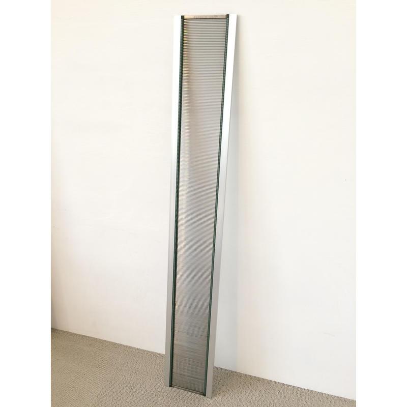 G012【USED】<東京手織> ステンレス筬 45/10cm 65cm
