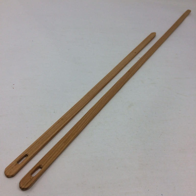 JF015【USED】 織小道具 2本 36cm/54cm