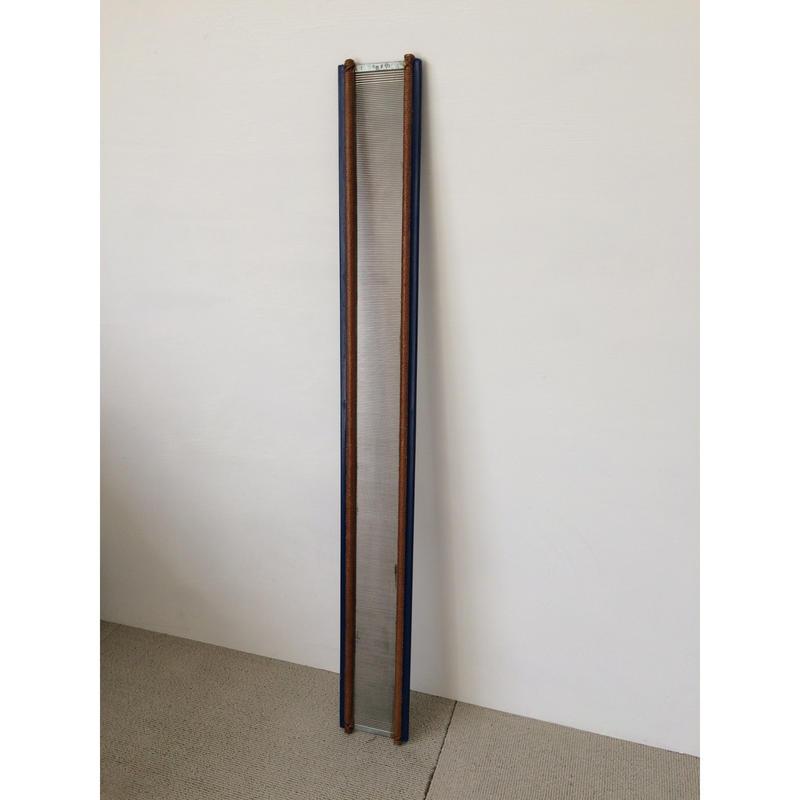 F049【USED】ステンレス筬 10cm/6羽 内寸71cm