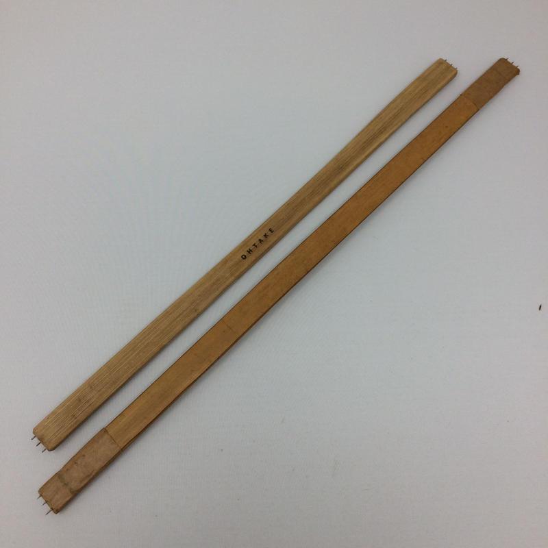 G064【USED】伸子2本 35.5㎝  38.5cm