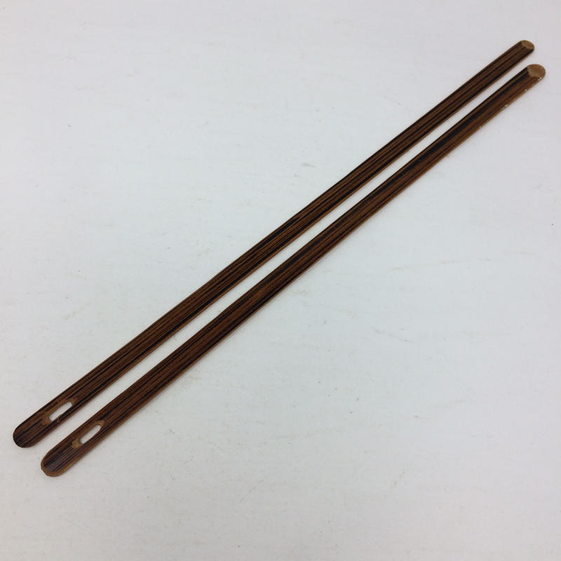 J024【USED】織小物  2本 32cm/33cm