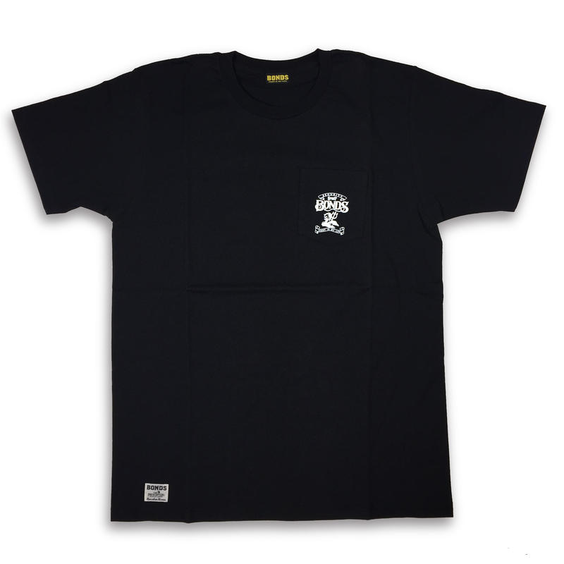 BONDS American devil pocket Tシャツ ブラック