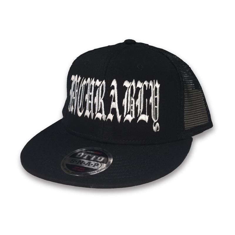 INC CAP ブラック