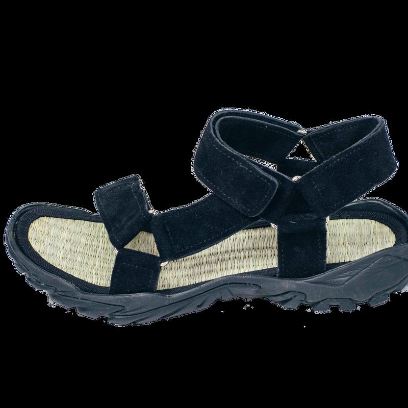 SHITOI  FOOT  /  Black×Black