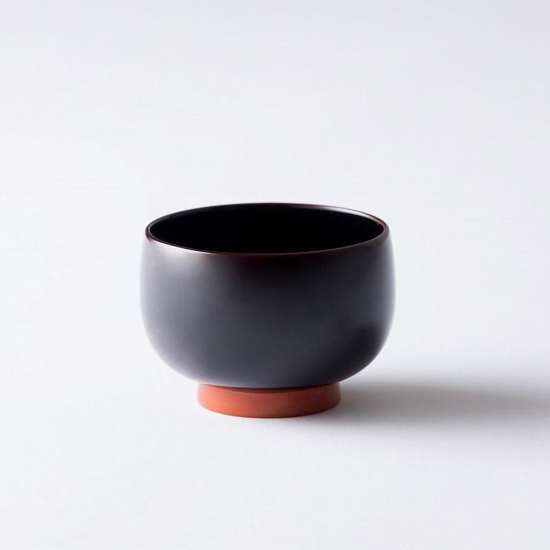 小鉢 kobachi 溜塗り