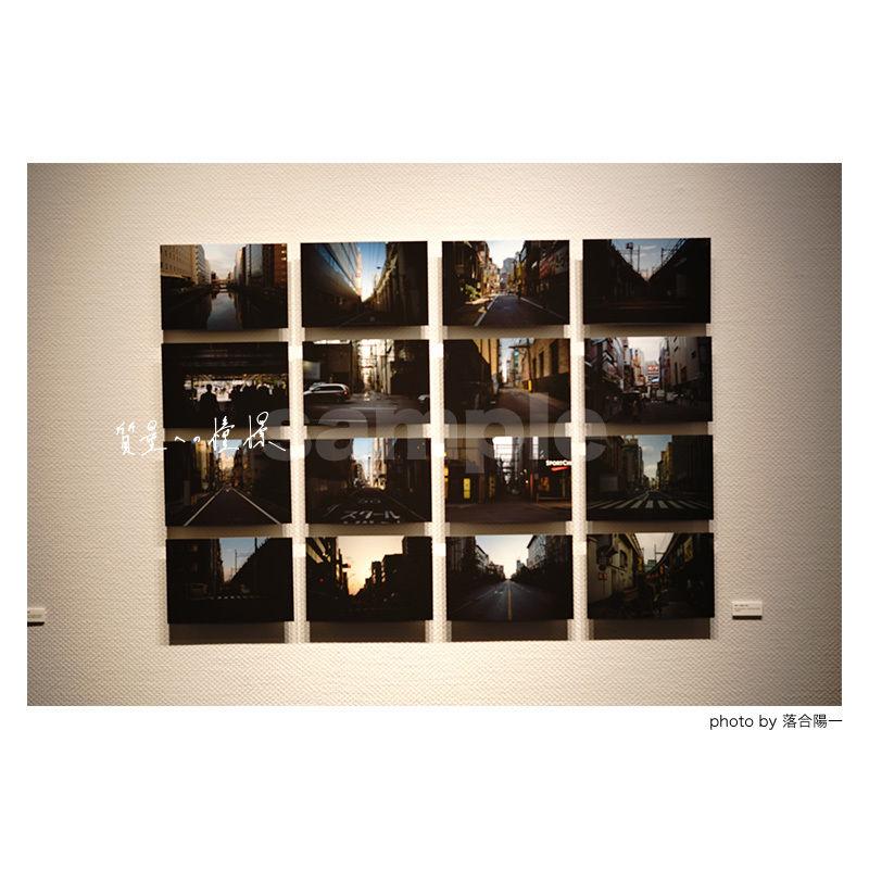 「質量への憧憬」展示作品:「都市」