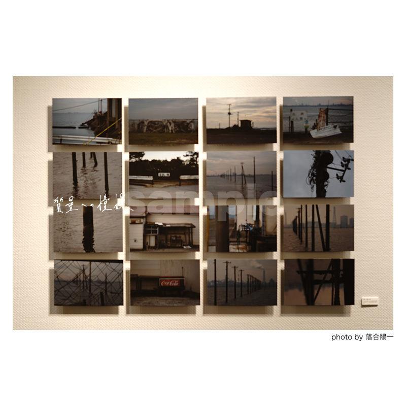 「質量への憧憬」展示作品:「海岸」