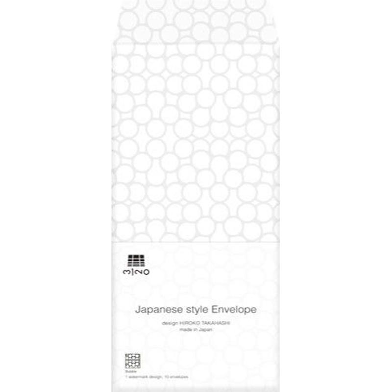 MINOK79 Japanese style Envelope Bubble