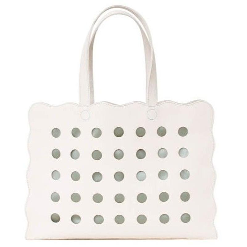 POL024 SHOULDER BAG WHITE