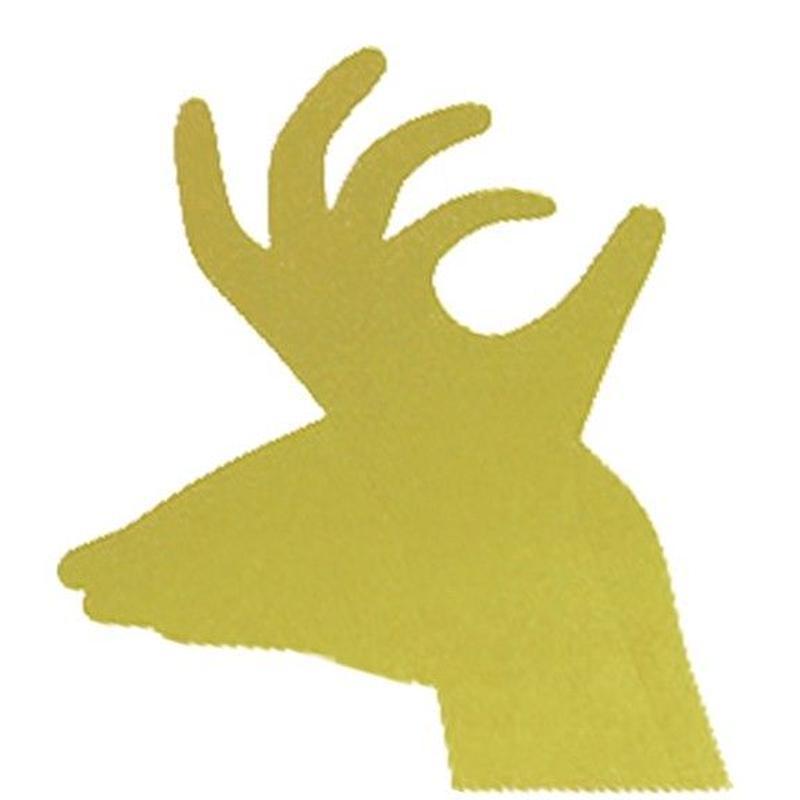 KMF104 Hand Shadows Card The Deer
