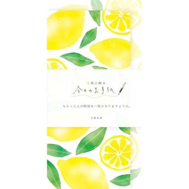 LI204 今日のお手紙 レモン