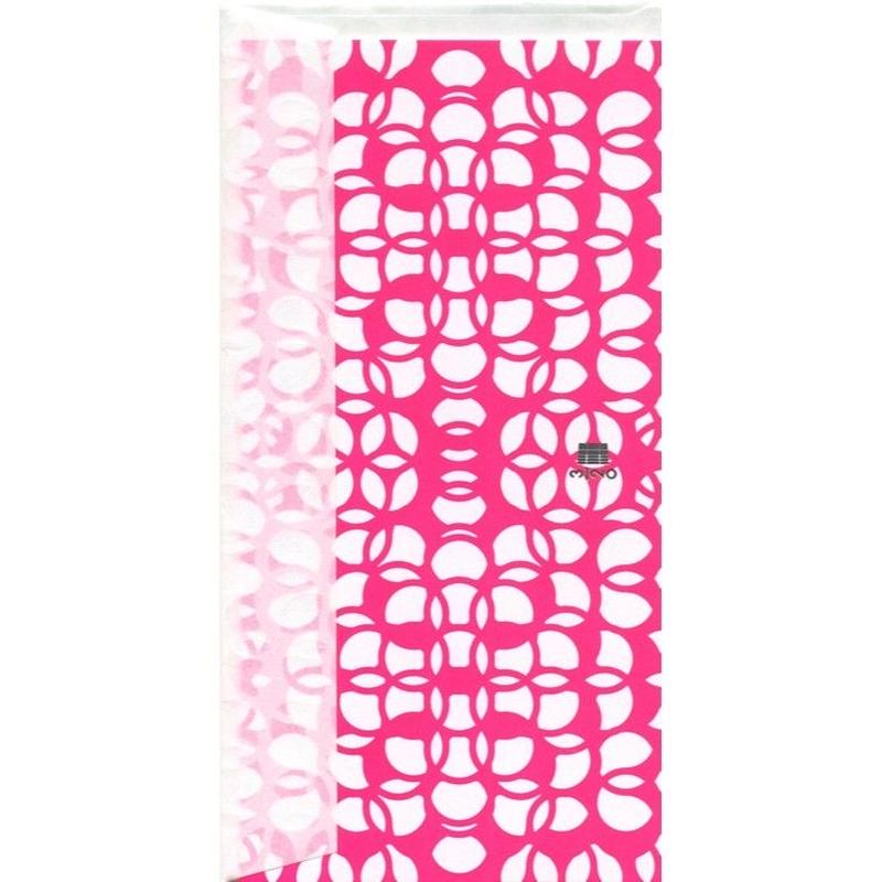 MINOK26 Greeting Card M Prism Pink