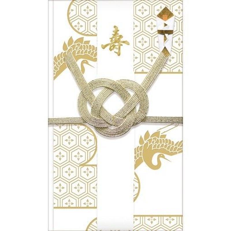 VK115 美濃箔 祝儀袋 鶴