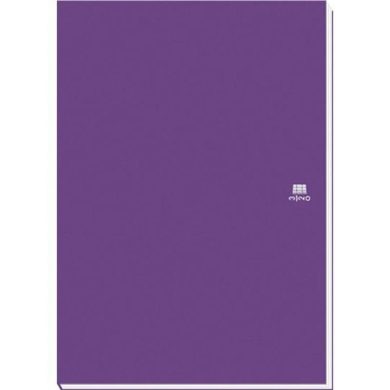 MINO011 NOTE DAILY Prism Purple L