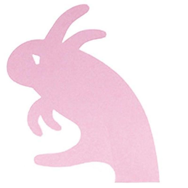KMF102 Hand Shadows Card The Rabbit