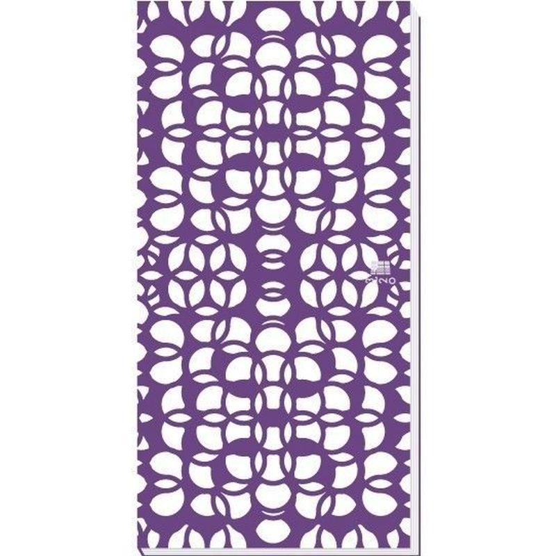 MINO002 NOTE FOLIO Prism  Purple L