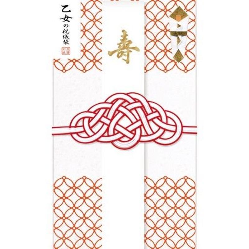 VK129 乙女の祝儀袋 七宝