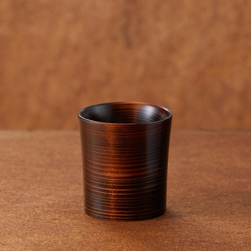 SHIZQ 亀八 ロックグラス