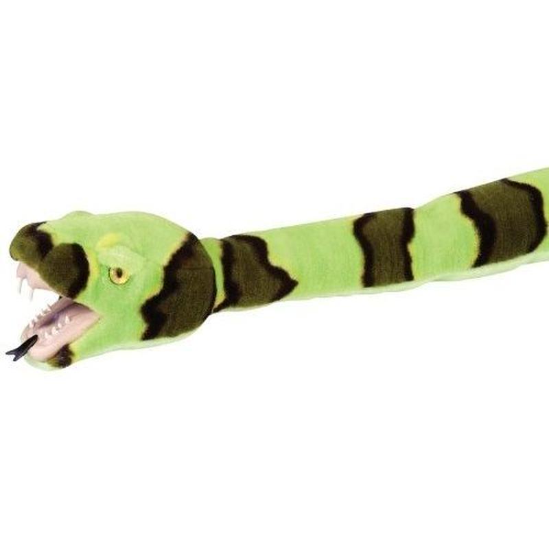 ガラガラヘビ 噛みつき グリーン 86943