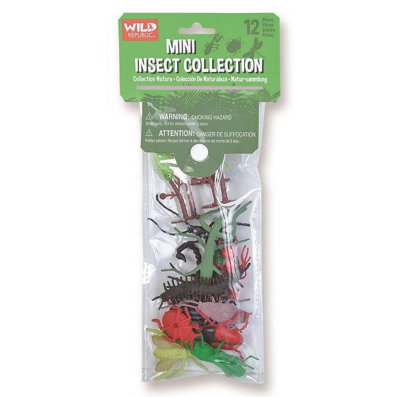昆虫 ミニ ポリバッグコレクション 22118