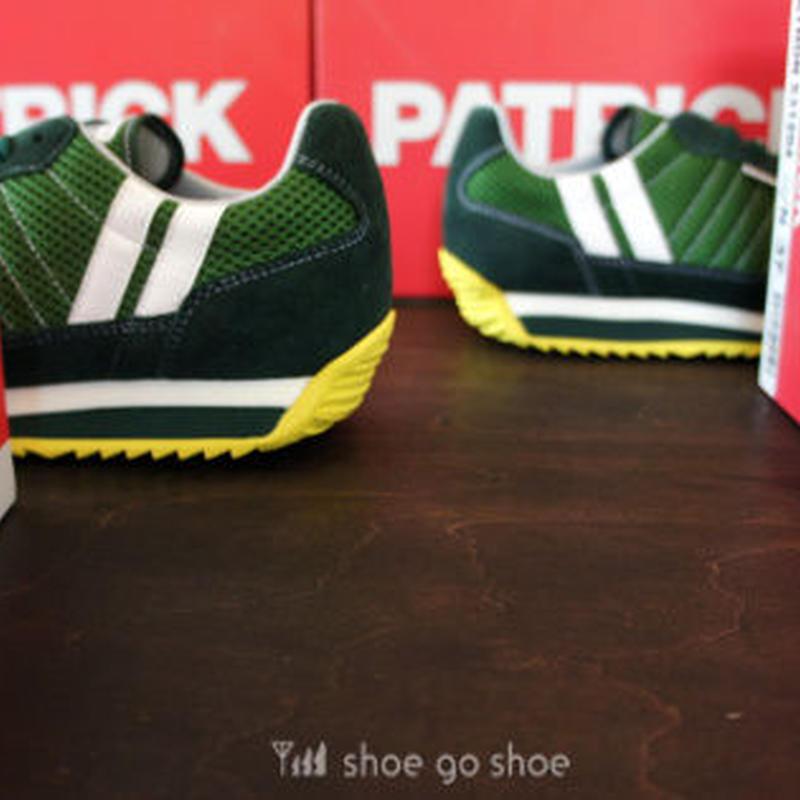 【 送料無料 】 PATRICK(パトリック) / C-MARATHON(クール・マラソン)/ GRN 531208 / made in JAPAN(日本製)