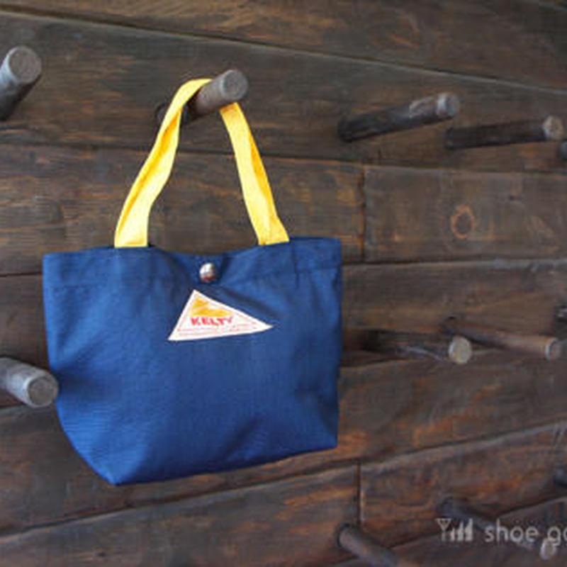 KELTY ケルティ / Mini tote Bag S(ミニトート バック S)/ NAVY×YELLOW