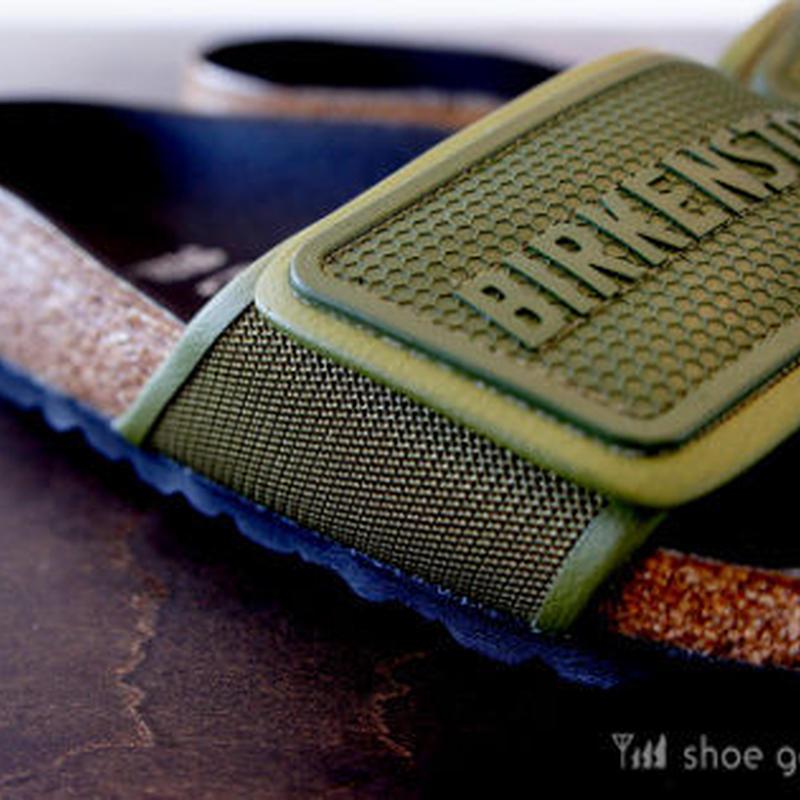 【 送料無料 】 BIRKENSTOCK / Tema(テマ)/ Green 1013239 ナロー幅 / ドイツ製