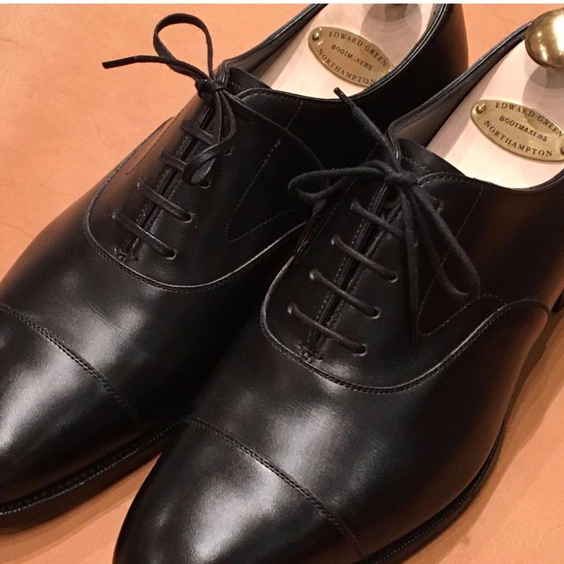 エドワードグリーン 靴紐 5穴用におすすめです