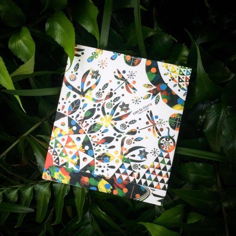 """SHOGO IWAKIRI 1st ART BOOK """" con la tierra """""""