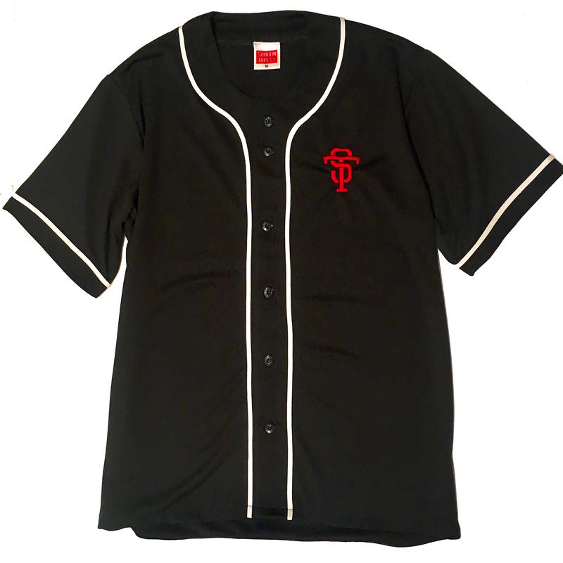ST Baseball Shirt BLACK