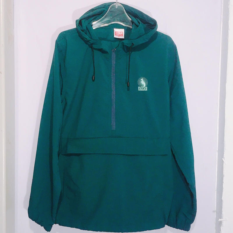 Searcher Cat Anorack Parker [GREEN]