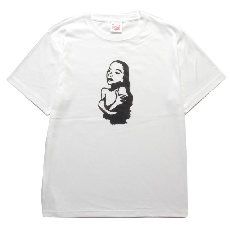 'love deluxe' T-Shirt  [WHITE]