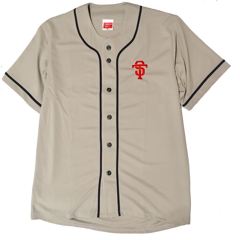 ST Baseball Shirt  GRAY
