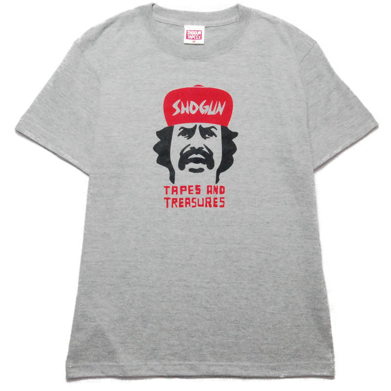 SHOGUN CHEECH T-shirt  [R.GRAY]