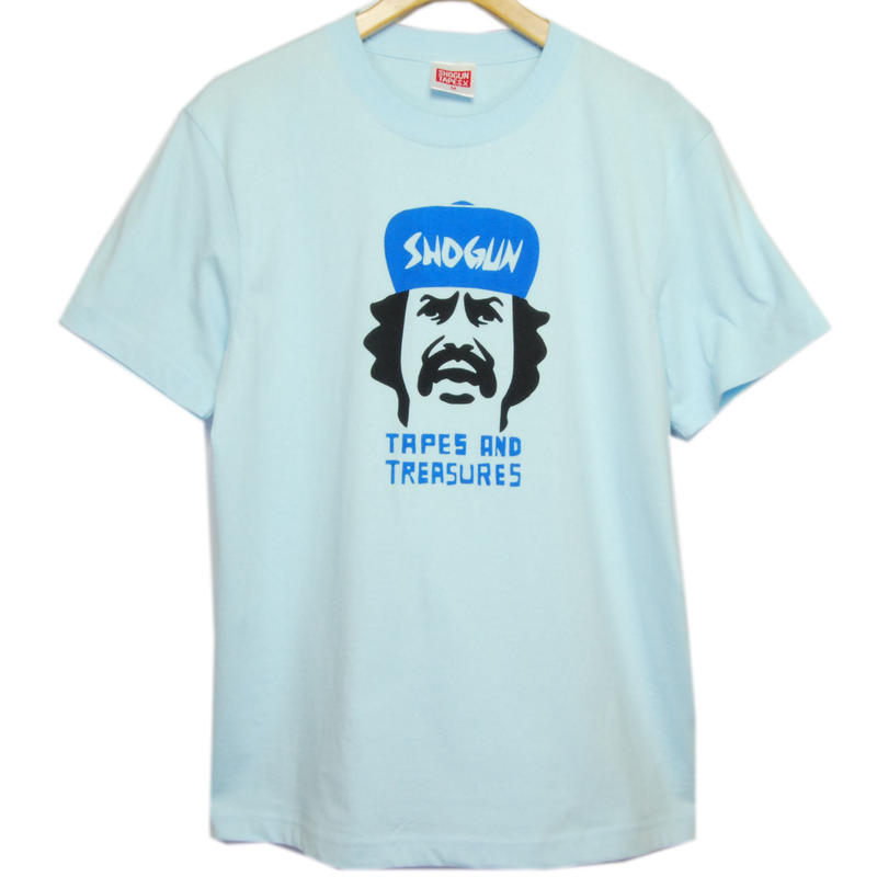 SHOGUN CHEECH T-Shirt  [LIGHT BLUE]