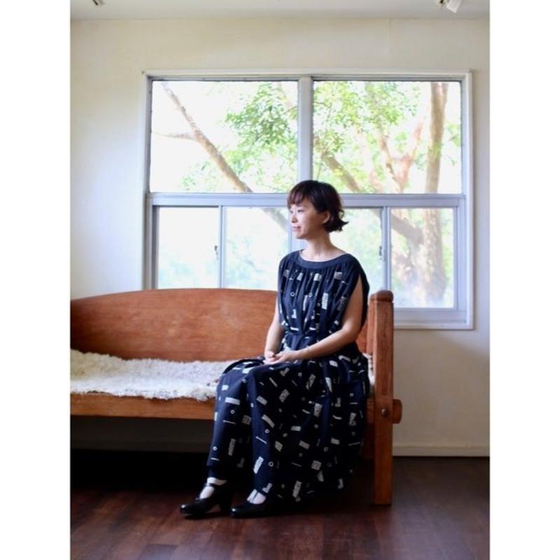 ミナ ペルホネン  piece ドレス - 2color -