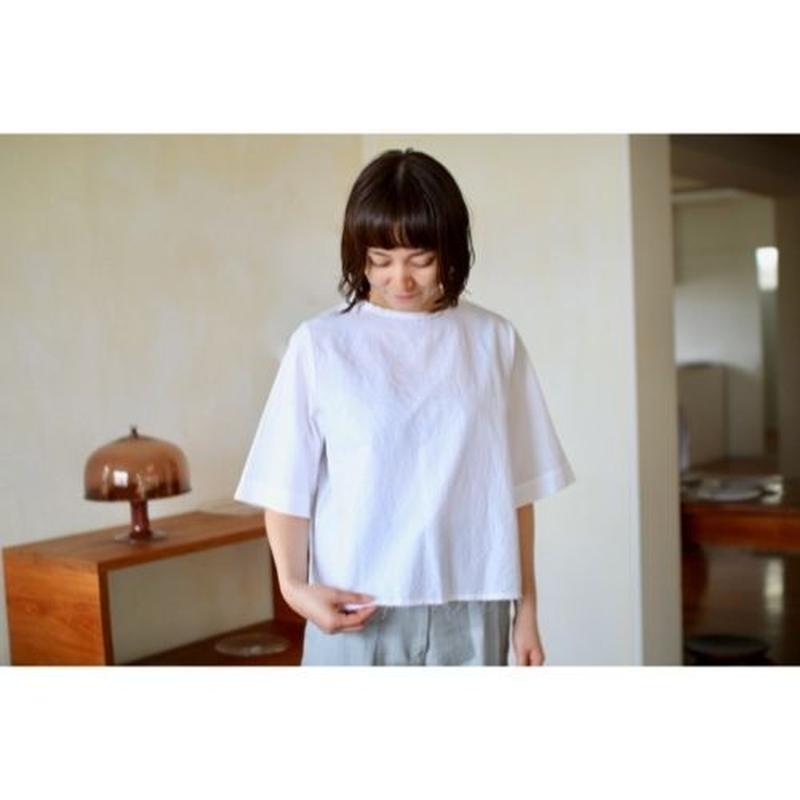 humoresque  crewneck blouse