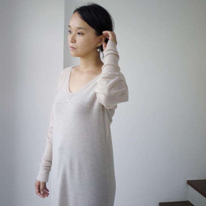 humoresque  cashmere dress 3color