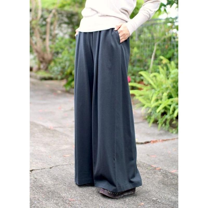 humoresque  jersey pants  - dark gray 38 -