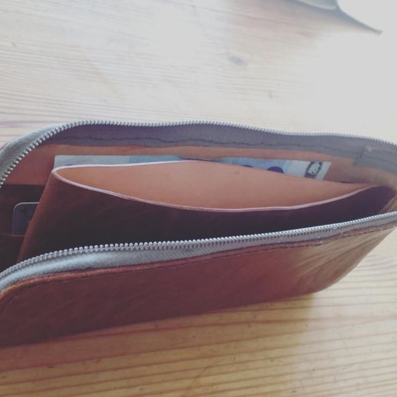 Ladies long size wallet