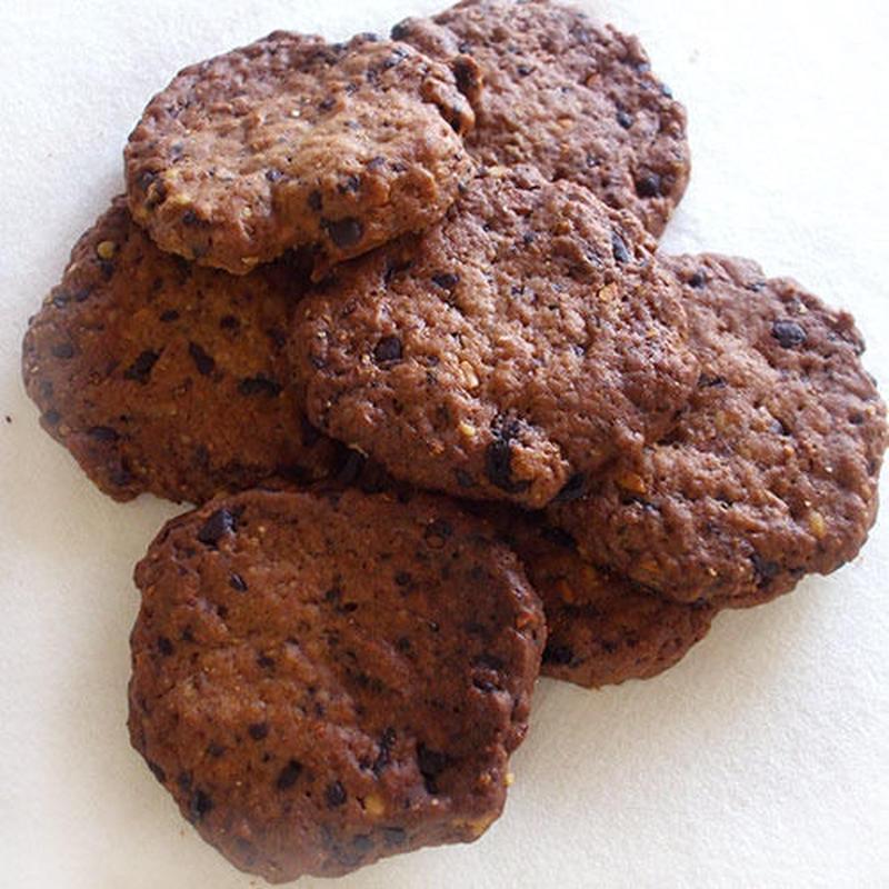 どろんこクッキー