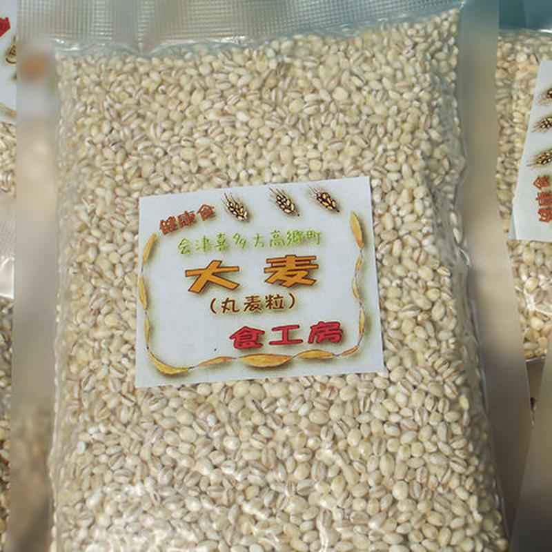 大麦(モチ麦丸粒)
