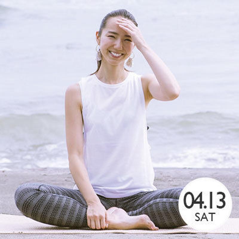 【遠藤 えりか】4月13日(土)13:00〜14:15〈75分〉(受付開始 12:30)@MARINE & WALK YOKOHAMA