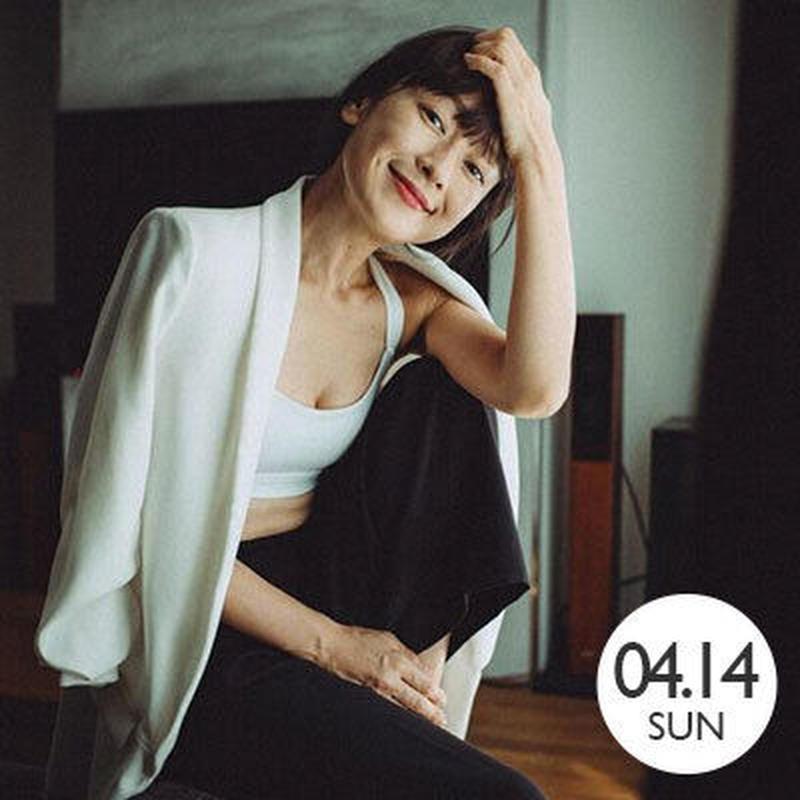 【MOTOMI】4月14日(日)15:00〜16:15〈75分〉(受付開始 14:30)@MARINE & WALK YOKOHAMA