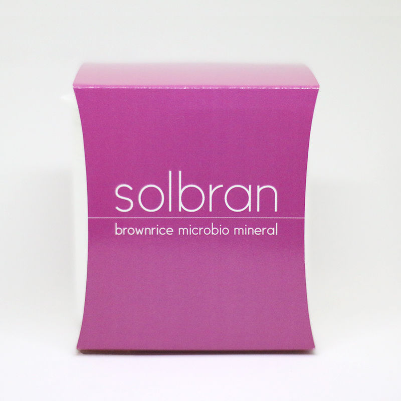 醗酵米ぬか粉末サプリメント Solbran ソルブラン