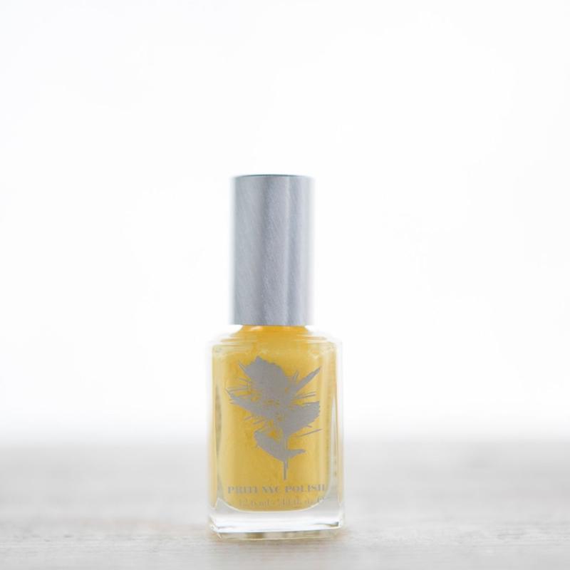 5 Free Nail Polish  -  Horned Poppy  /PRITI NYC