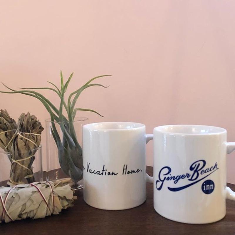 """Everyday Mug """"Ginger Beach Inn Logo"""""""