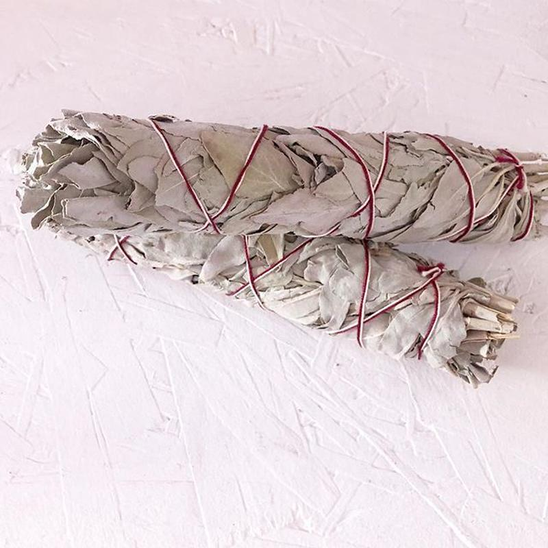 White Sage Bundle / M