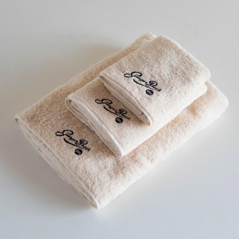 Hand Towel in 100% Organic Cotton