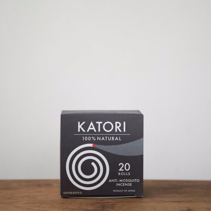 Katori Anti-Mosquito Incense / Apollo & Char